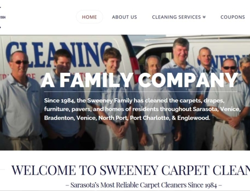 Sweeney Cleaning