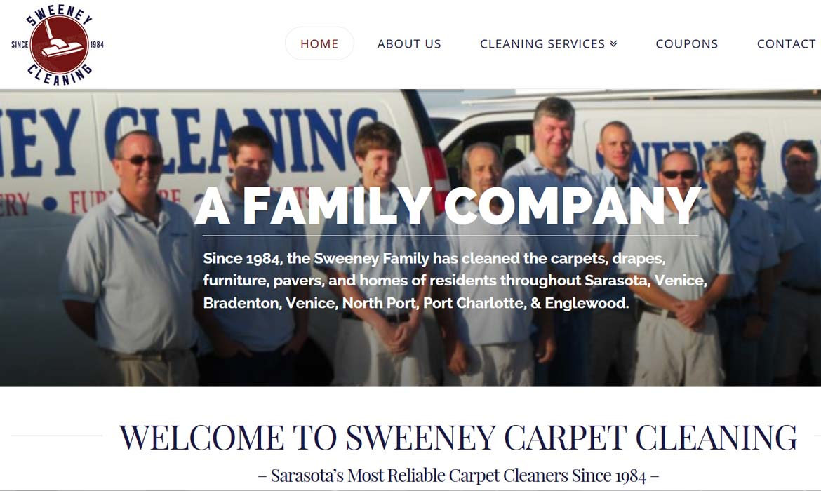 Sweeney Carpet Cleaning Sarasota Floor Matttroy